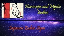 Everything You Need to Know About the  Japanese Zodiac Signs