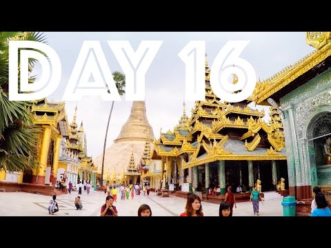 Trip to Myanmar/Burma | Day 16