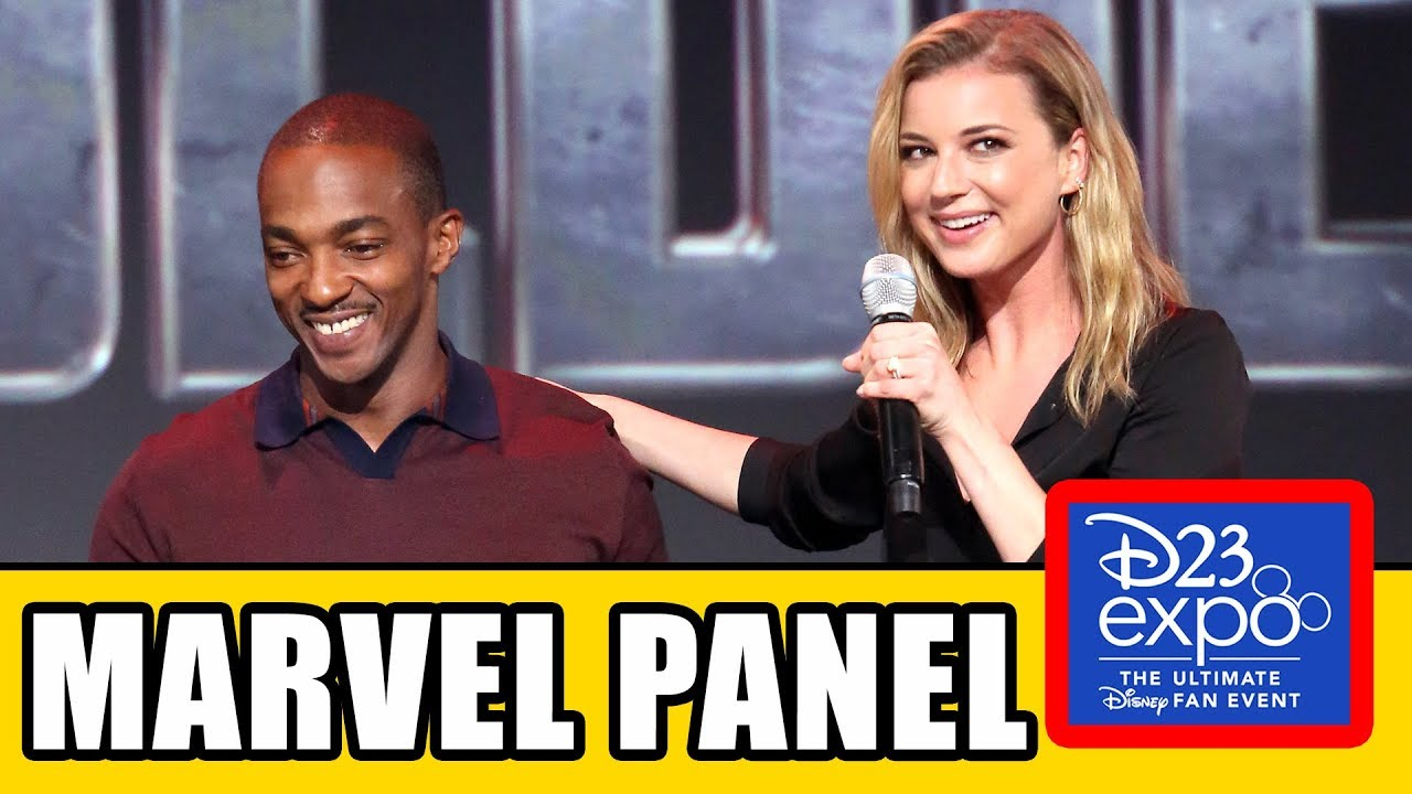 Download MARVEL D23 Disney+ Panel