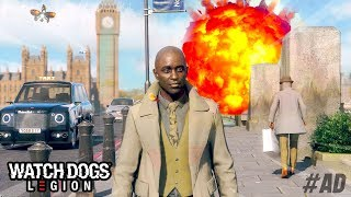 Watch Dogs Legion Gameplay : First Look & Impressions (Watch Dogs Legion Alpha Gameplay)