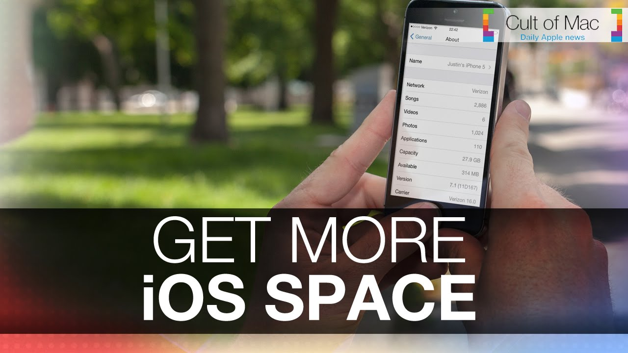 how to get more storage on your iphone how to get more ios space 2190