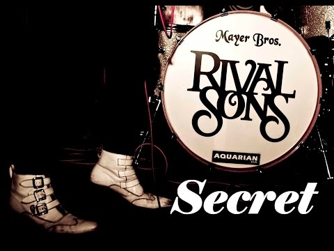 RIVAL SONS - Secret + Lyrics | ORLChannel