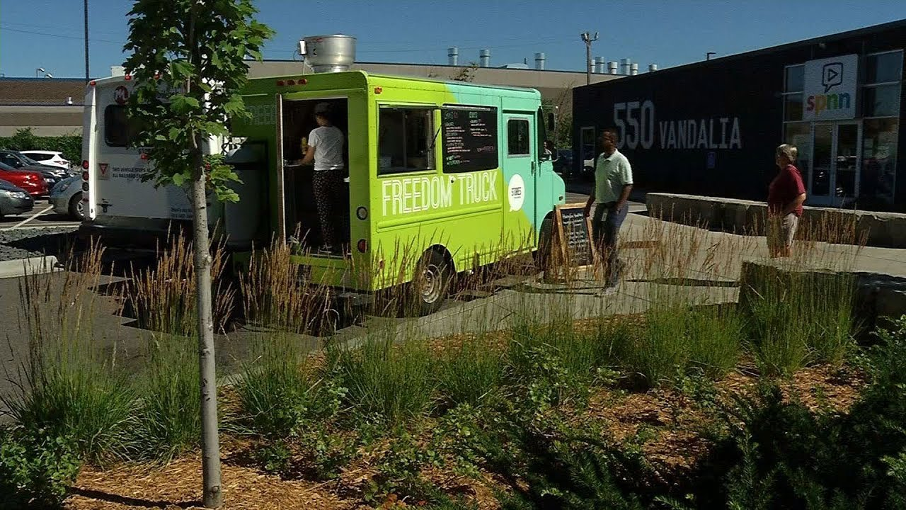 Group Uses Food Truck to Stop Human Trafficking