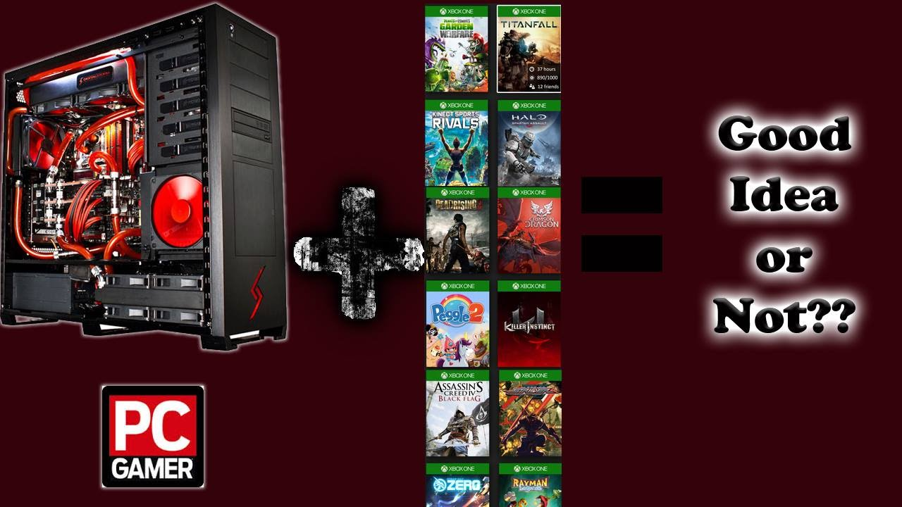 Xbox One Exclusive Games On Pc Does This Hurt The Xbox