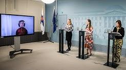 Valtioneuvoston koronainfo lapsille 24.4.2020