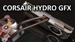 Corsair's Liquid Cooled GTX 980 Ti Video Card