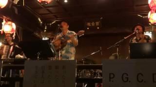 2016/09/14 渋谷金王八幡宮 BEGIN Special Live?♪国道508号線