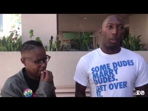 Gay couple win right to marry (reaction)