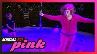 Cindy is back! | Schwarz, Rot, Pink | SAT.1