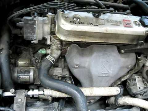 Honda Accord 93 Air Conditioning Youtube