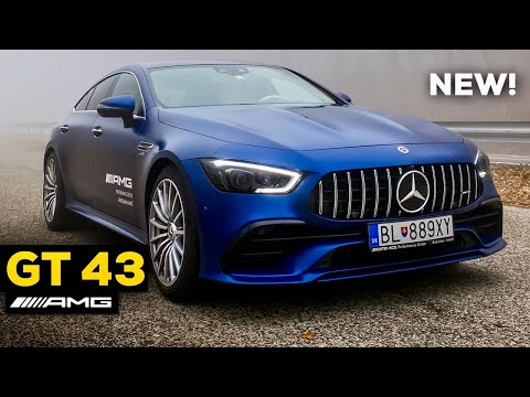 2020 MERCEDES AMG GT 4 Door Coupe NEW GT43 vs GT63 S FULL DRIVE POV Review BRUTAL Exhaust Sound