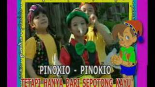 Lagu Anak   pinokio
