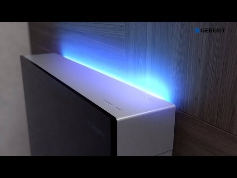geberit monolith plus wc functionality youtube. Black Bedroom Furniture Sets. Home Design Ideas