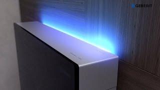 Geberit Monolith Plus WC - Functionality