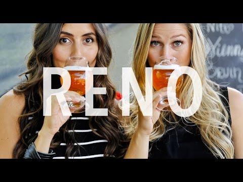 Girls Getaway Guide to Reno, Nevada