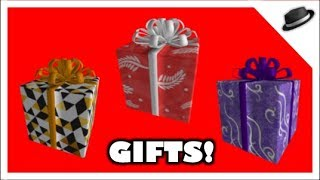 Christmas Gifts!   Roblox Catalog Leaks (Holiday)
