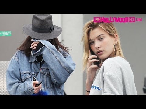 Kendall Jenner & Hailey Baldwin Get Super Pissed & Curse Out Paps When Asked About Jewely Robbery