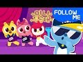 [Miniforce] Follow Me! | Nursery rhymes | Kids Songs | Miniforce Kids Song