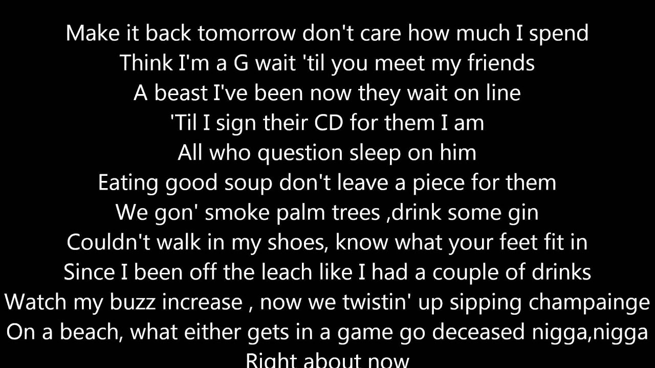 More By G-Eazy