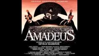 "W.A. Mozart - Symphony No. 25 In G Minor, K. 183 (""Amadeus"" Soundtrack)"