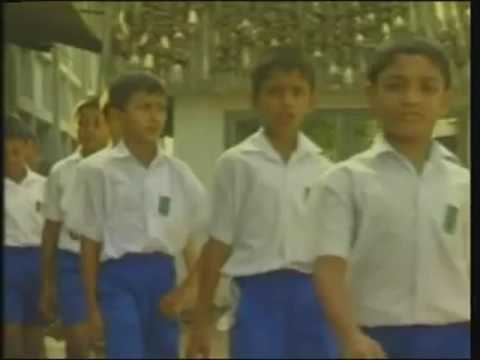 Greenlands (Isipathana) College - Colombo School Anthem(English) - 1952
