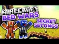 Secret Settings-Challenge! - Minecraft Bed Wars (Deutsch/German)