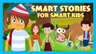 Smart stories For Smart Kids - English Animated Stories For Kids || Traditional || Kids Hut