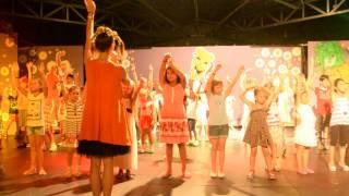 Мини-диско Турция, песня - арам зам зам
