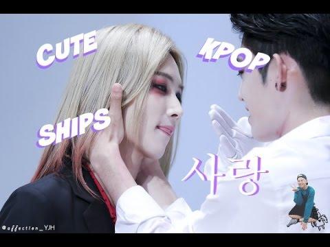 kpop ships are cute  GOT7EXOBTSU-KISSBIGBANGNU&39;ESTBLOCK B17SHINEEBTOBTOPPDOGGUP10TION