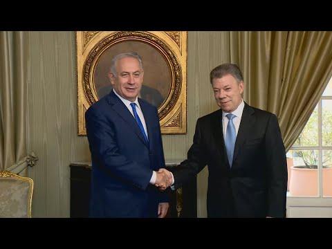 Israel Y Colombia Firman Acuerdos De Cooperación Científica Y Turismo