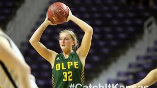 OLPE GIRLS POST GAME SHOW JESSE NELSON 01/15/2019