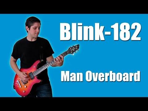 Blink-182 - Man Overboard (Instrumental)