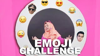 EMOJI CHALLENGE With Fatimah Halilintar