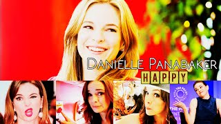 Danielle Panabaker | Happy (HUMOR)