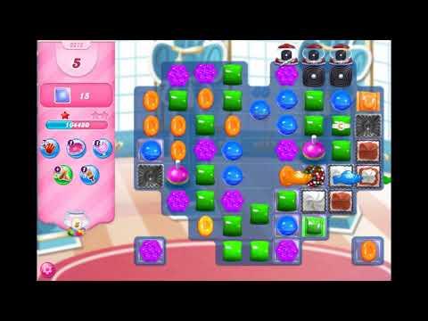 Candy Crush Saga - Level 3272 ☆☆☆