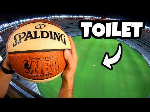 The Ball Is Inside, But Will You Flush?
