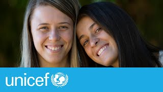 every teen s worst nightmare and how friendship overcame it   unicef
