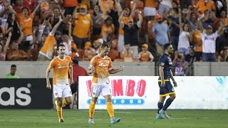 Video Gol Pertandingan Houston Dynamo vs La Galaxy