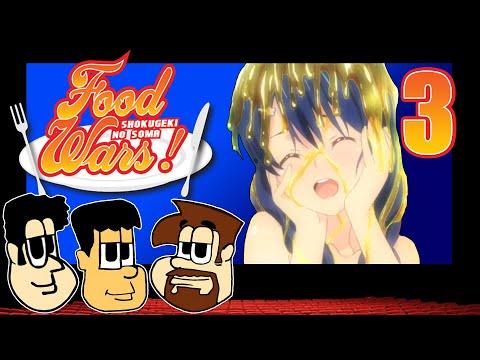 Food Wars! (Shokugeki no Soma) - 3 - Spectro Theater
