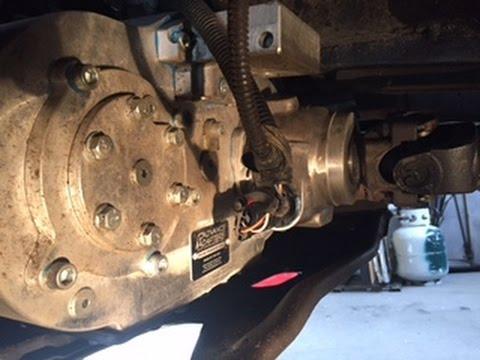 Atlas transfercase in my jeep plus review