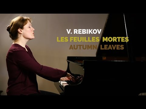 les feuilles mortes (autumn leaves) скачать. Слушать Autumn Leaves (Les feuilles mortes) piano - -