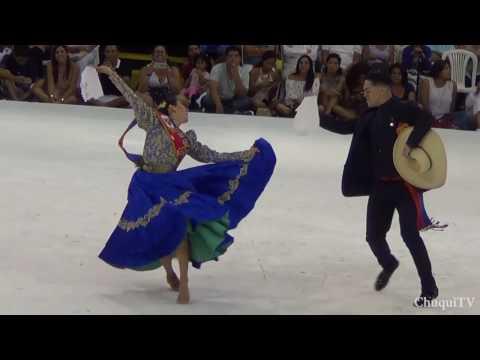 Asia 2017. Michelle Pimentel y Luis A. Donet, Campeones Mundiales de Marinera Adulto