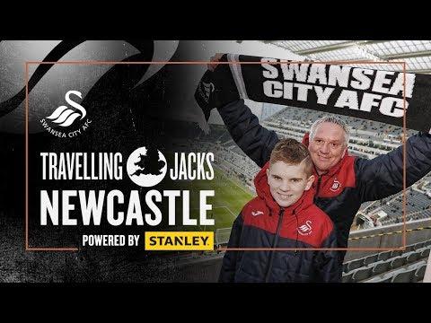 Travelling Jacks | Jack Army at St James' Park