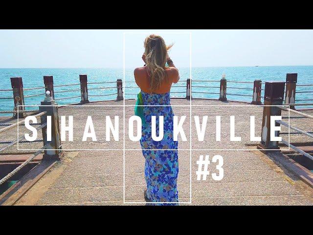 Sihanoukville w Kambodży |  Sprawdzamy, czy tu jeszcze jest jak w raju?