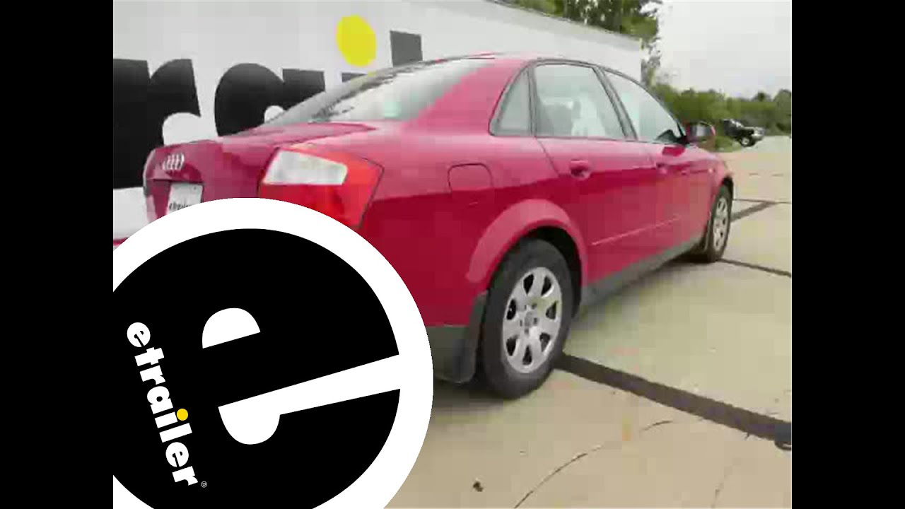 installation of a trailer hitch on a 2003 audi a4 etrailer com installation of a trailer hitch on a 2003 audi a4 etrailer com