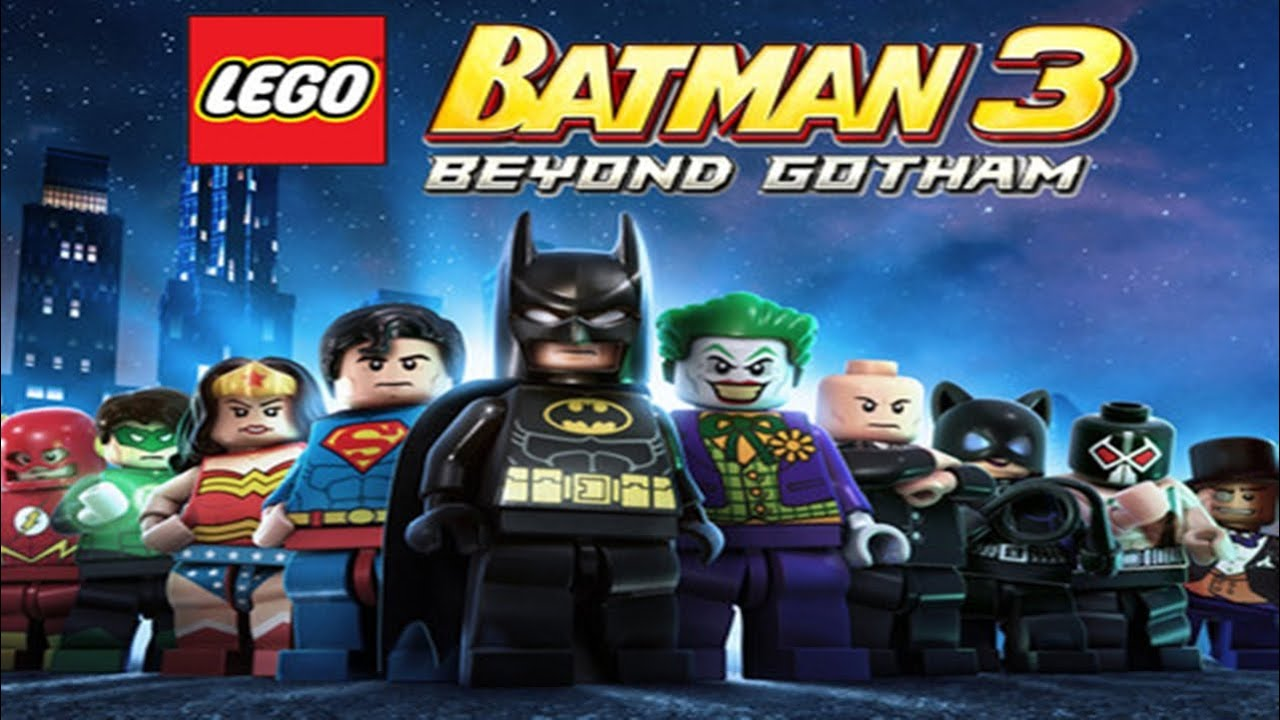 LEGO Batman 3 Beyond Gotham - Brainiac Trailer (PS4/Xbox ...