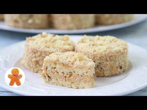 Видео: Пирожное Белочка из Моей Старой Кулинарной Тетради