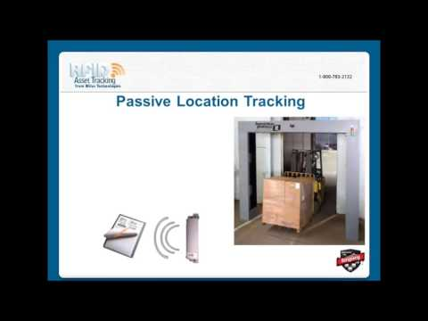 Best Practices for Passive RFID Asset Tracking