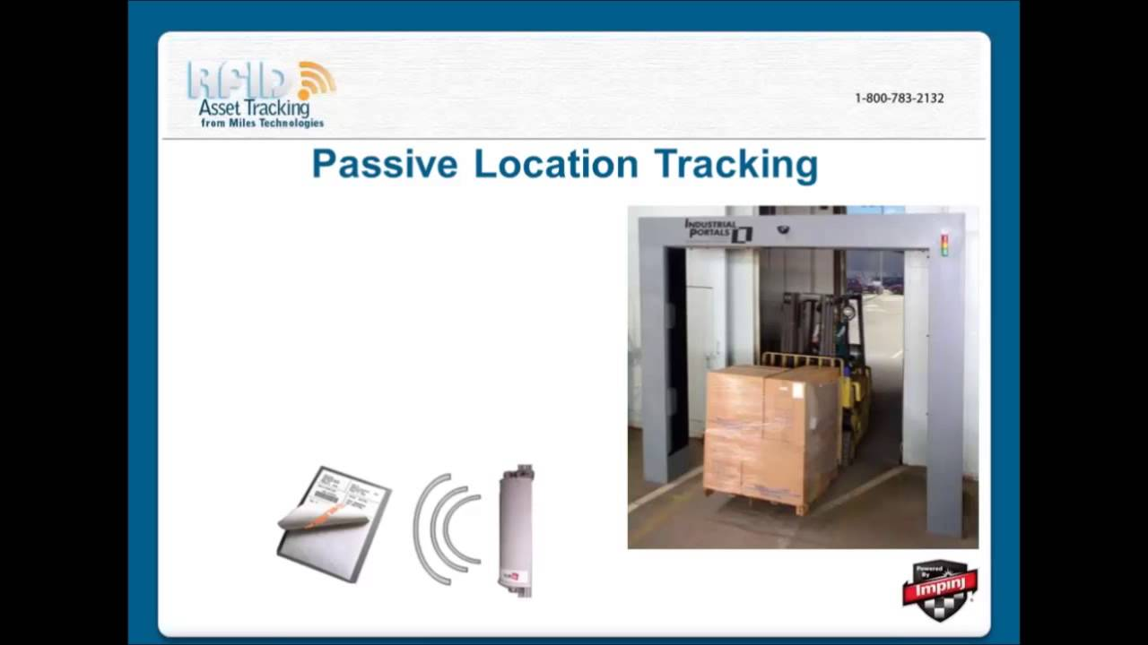 Best Practices For Passive Rfid Asset Tracking Youtube
