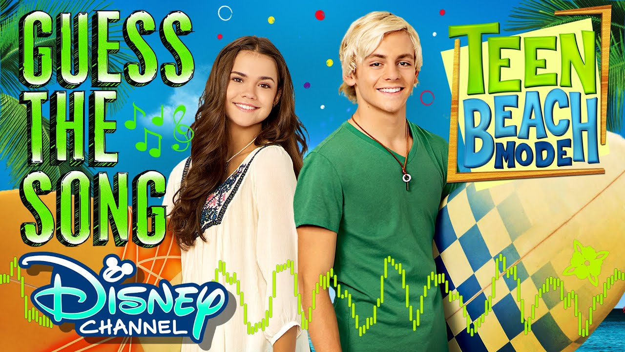 Download TEEN BEACH! Guess the Song! Game | Episode 10 | Disney Channel